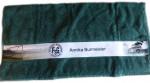 FSG Duschtuch, Größe: 70 x 140 cm, mit eingesticktem FSG Logo, mit oder ohne eingesticktem Namen, 16,90 Euro