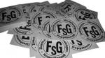 FSG Autoaufkleber, 0,50 Euro
